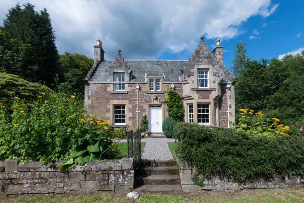 Gardeners Cottage holiday cottage in Scotland