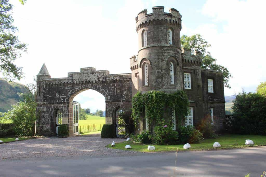 The Gatehouse in Scotland