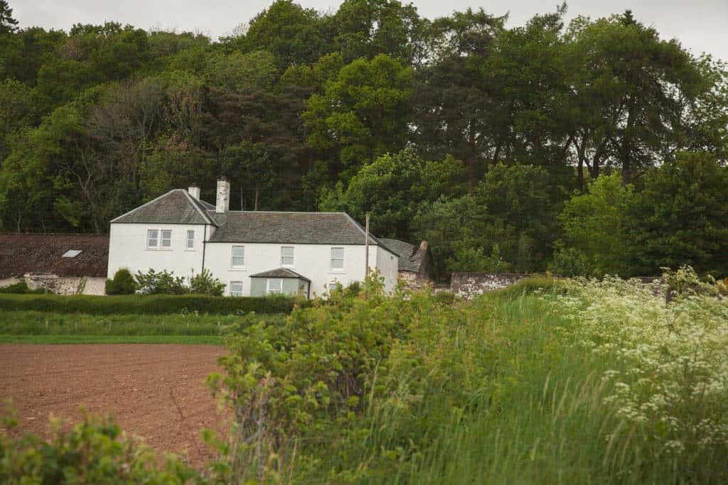 Glowry Cottage self catering cottage in Scotland