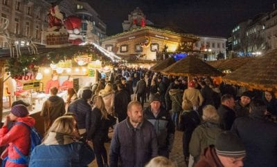 Essential guide to UK Christmas Markets and festivals in 2018