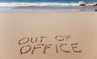 Using up that Annual Leave