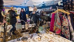 Warm up and shop at Portsmouth Christmas Market