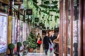 HO HO HO christmas shopping in Norwich