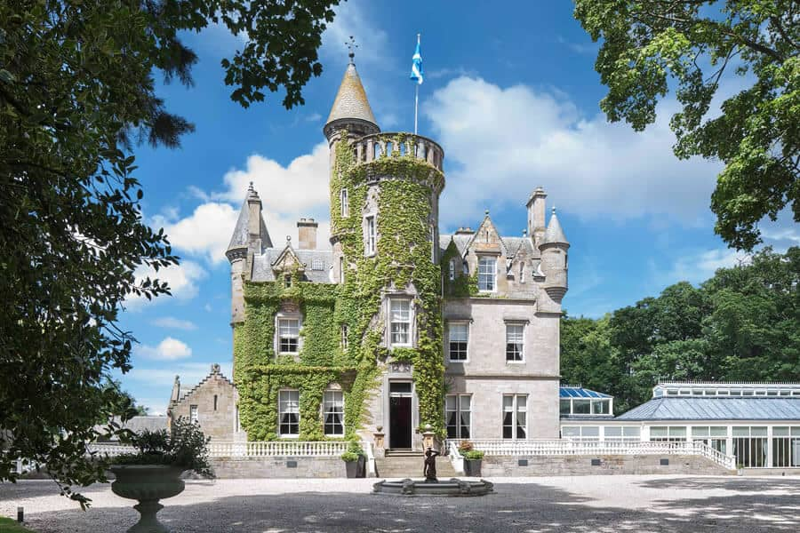 My own scottish castle to hire