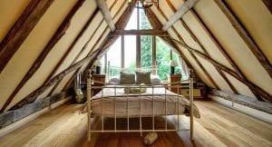 Romantic luxury holiday cottage
